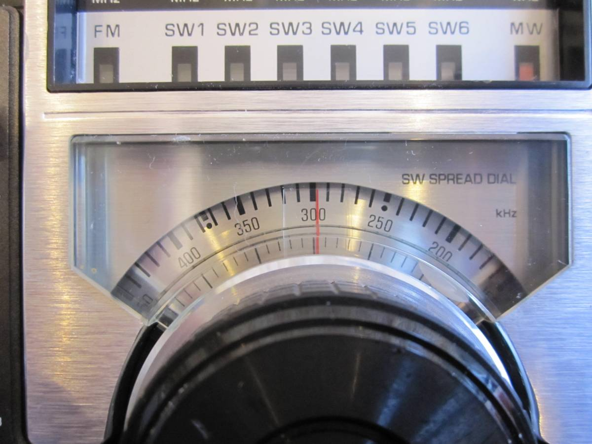 ★BCL National RF-2200 クーガー COUGAR 短波ラジオ★_画像10