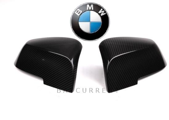 【正規純正品】 BMW カーボン ドアミラー カバー 左右 3シリーズ F30 F31 F34 F35 4シリーズ F32 F33 F36 X1 E84 51162211904 51162211905_安心の正規純正品