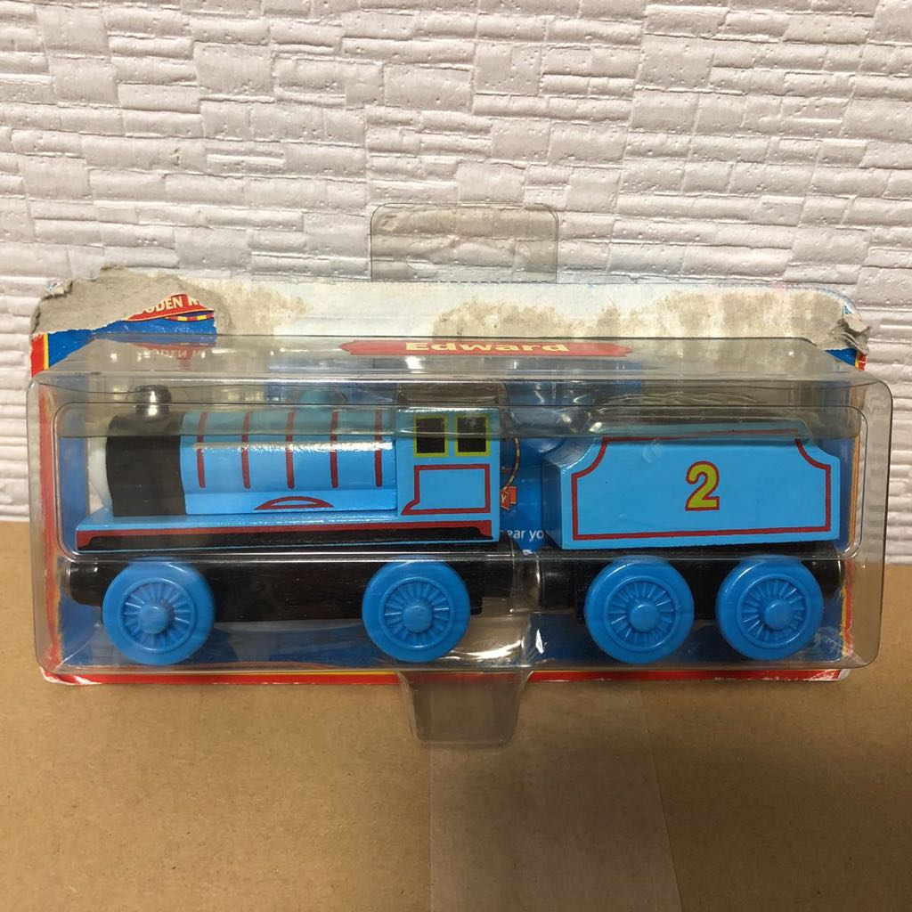 Thomas The Tank Engine Wooden Rail Series New Goods Locomotive