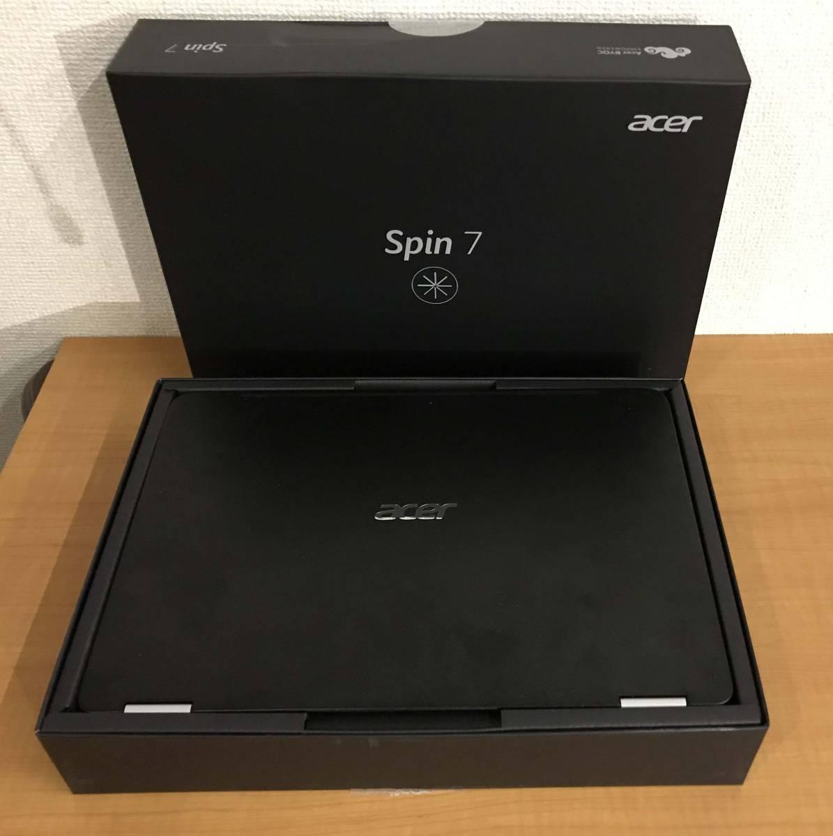 ジャンク Acer Spin SP714-51-M4YD(14インチ/Corei7/フルHD/?GB/SSD:無し)_画像7