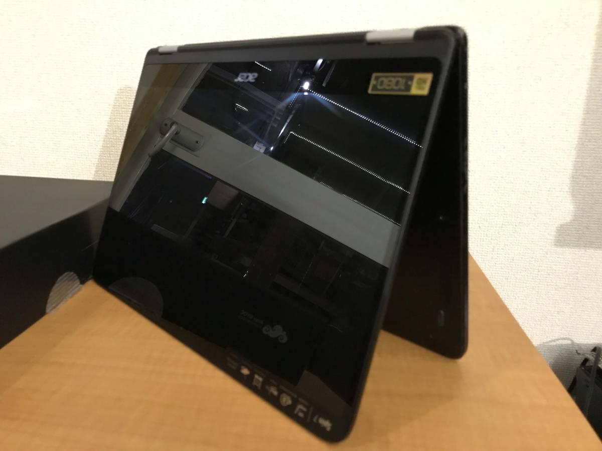 ジャンク Acer Spin SP714-51-M4YD(14インチ/Corei7/フルHD/?GB/SSD:無し)_画像3