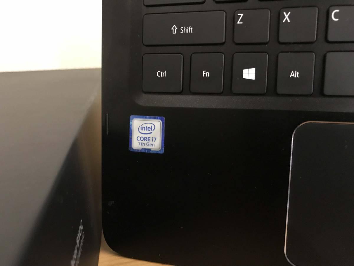 ジャンク Acer Spin SP714-51-M4YD(14インチ/Corei7/フルHD/?GB/SSD:無し)_画像5