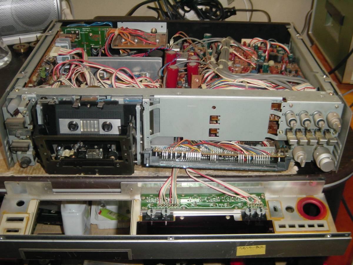 SONY TC-K777・777ES・777ESⅡ 修理、メンテナンス受付ます_画像3