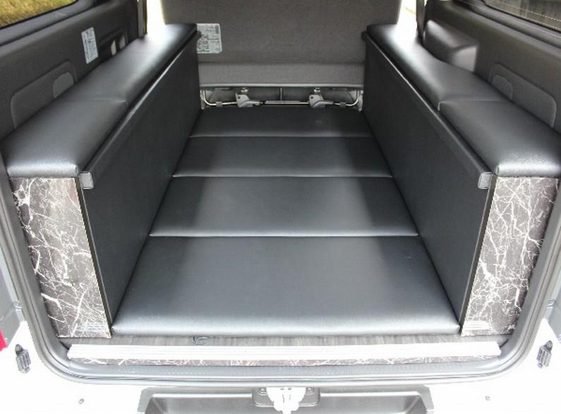 収納方法①:床面収納