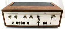 winwindonbe - LUX SQ507 ラックス SOLID STATE INTEGRATED AMPLIFIER アンプ
