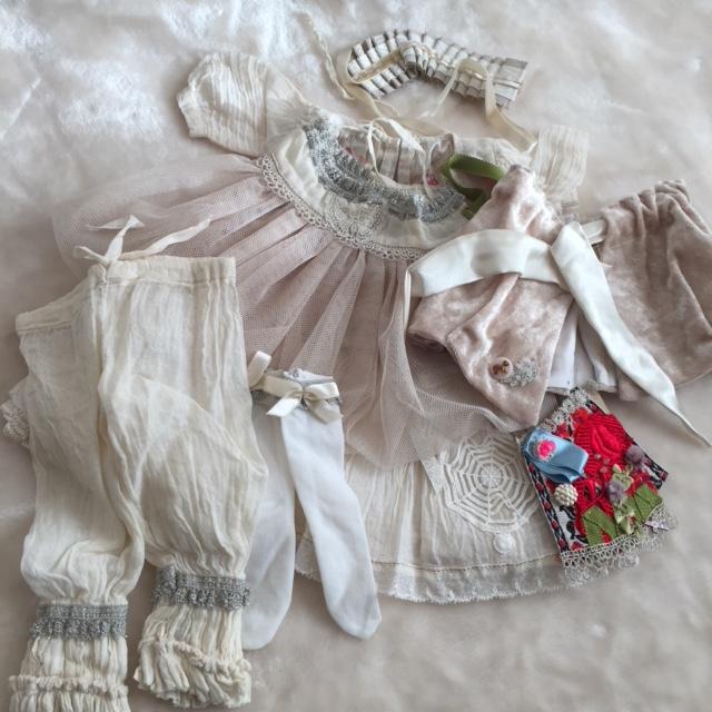 SD少女用 ディーラー様製お洋服セット C/T/B様製 オデット+その他 美品
