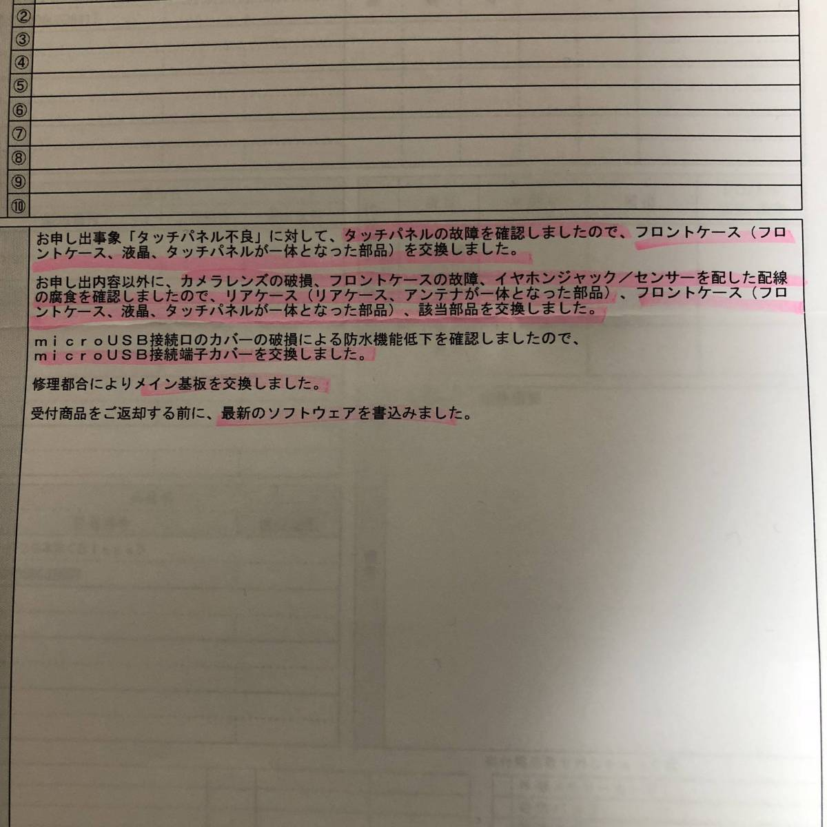 【新品同等品・送料無料】Xperia Z3 Compact SO-02G おまけ付き_画像4