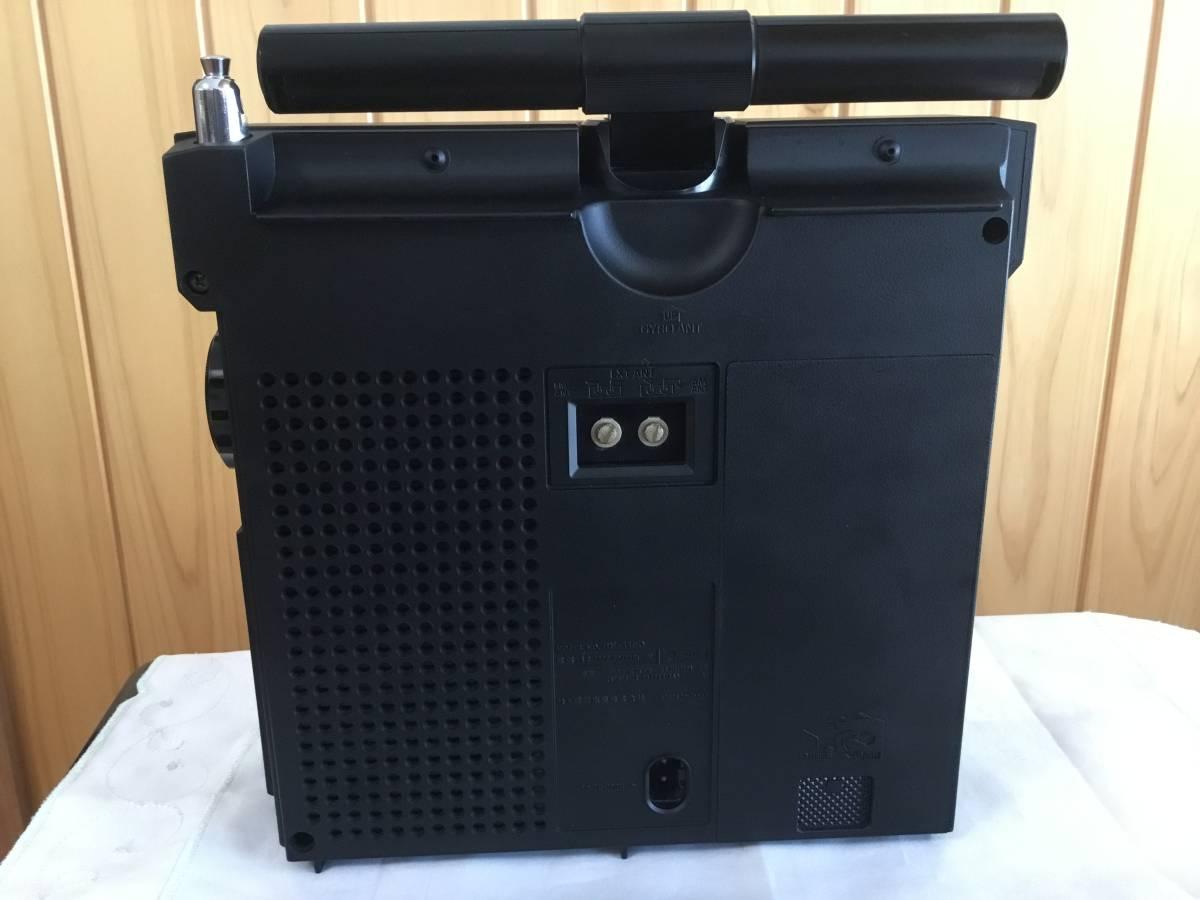 【後期型】ナショナル パナソニックRF-1150クーガー【 充電器 充電池 変換スペーサーセット 】ゆうパック『おてがる版』100サイズで発送_画像7
