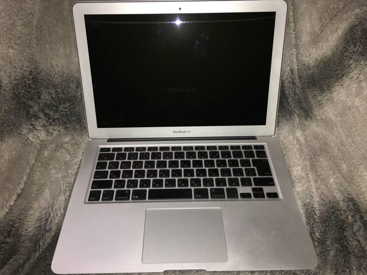 ジャンク MacBook Air late 2010 SSD付き_画像2