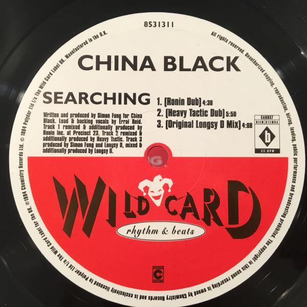 ★China Black/Searching★メロウUK LOVERS!_画像2