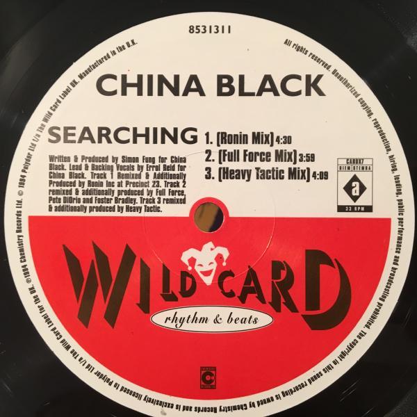 ★China Black/Searching★メロウUK LOVERS!_画像3