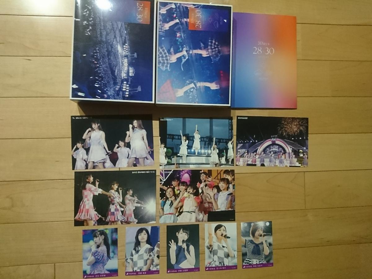 4th YEAR BIRTHDAY LIVE 2016.8.28-30 JINGU STADIUM(完全生産限定盤) [DVD] 中古品 特典付き