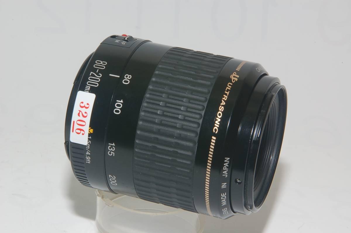[MC]3206 ジャンク品 キャノンEF80-200mm