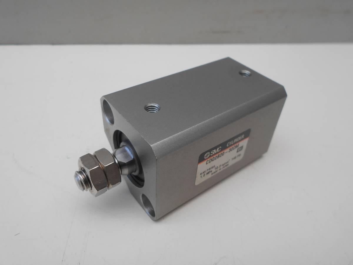SMC エアーシリンダー CDQ2B20-30DM_画像1