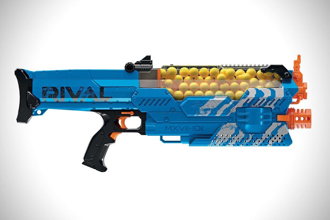 ナーフ nerf ライバル rival nemesis mxvii 10k blue ネメシス ブルー