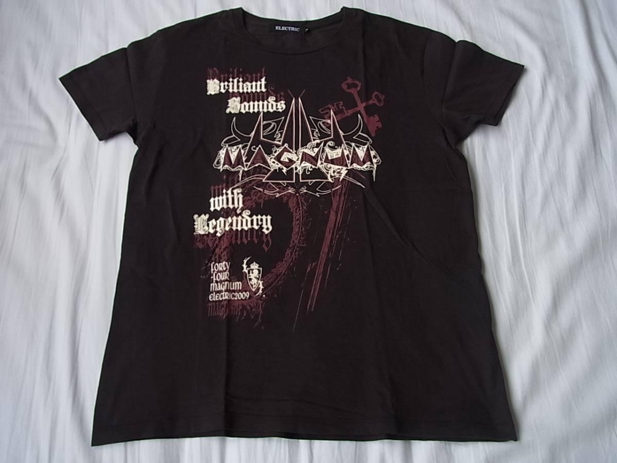44MAGNUM Tシャツ Mサイズ ジャパメタ LOUDNESS EARTHSHAKER
