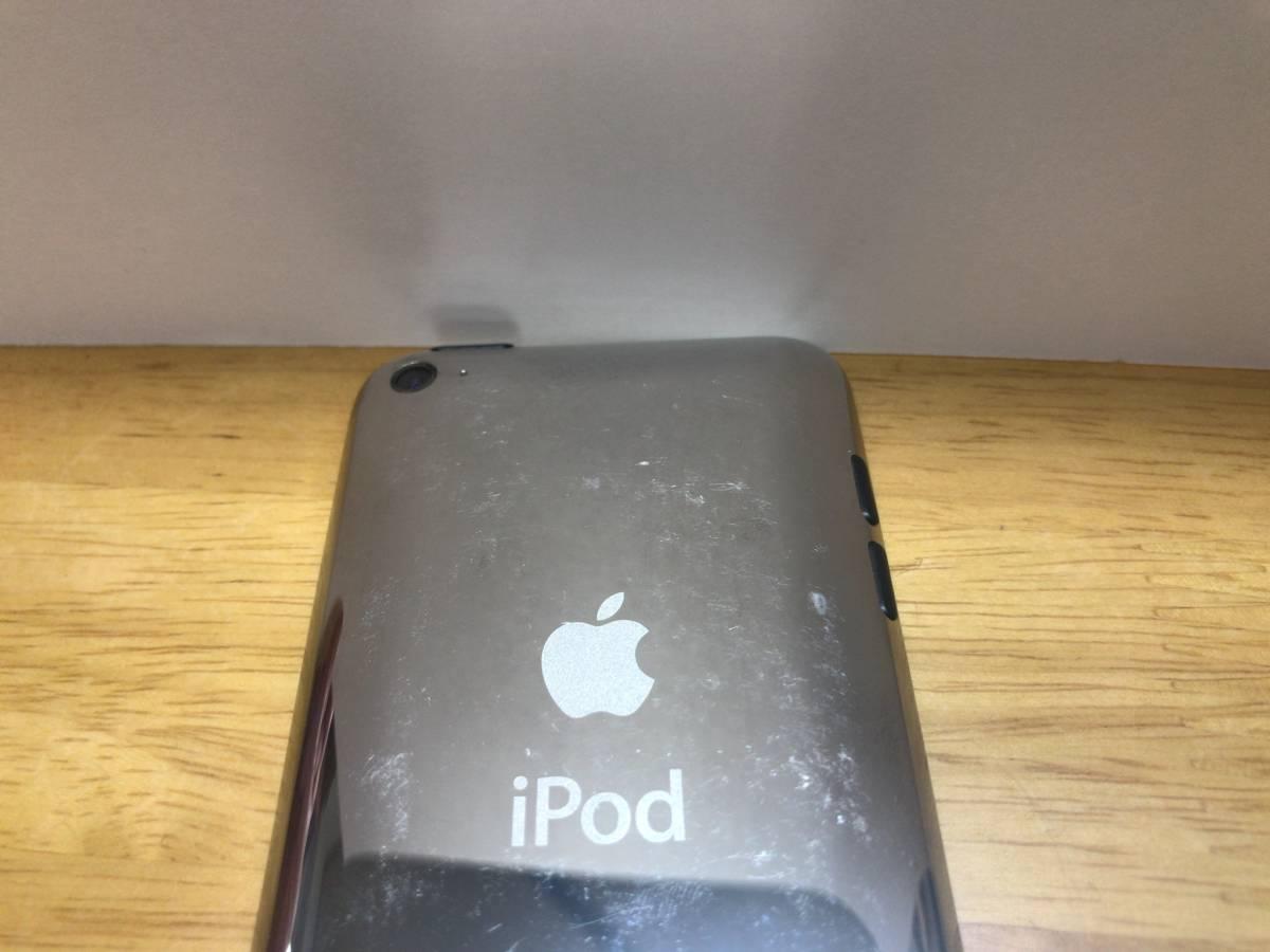 iPod touch 第4世代 32GB 中古 動作します。_画像8
