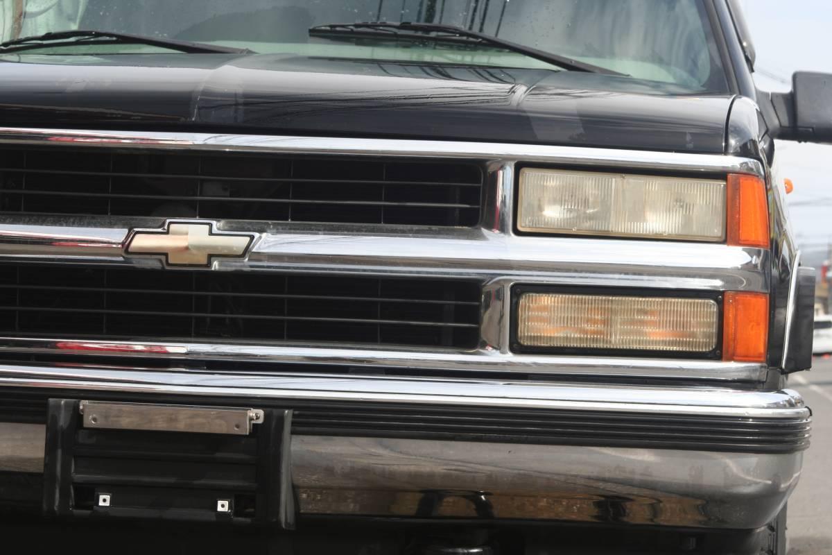 タホ99年最終モデル 1ナンバー予備検付き バッテリー新品 キセノン DVDプレイヤー ミラーモニター ETC ヒッチ キーレス