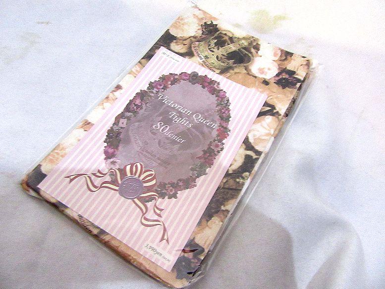 新品Victorian Maiden Victorian Qeen タイツ ワンピース ヴィクトリアンメイデン