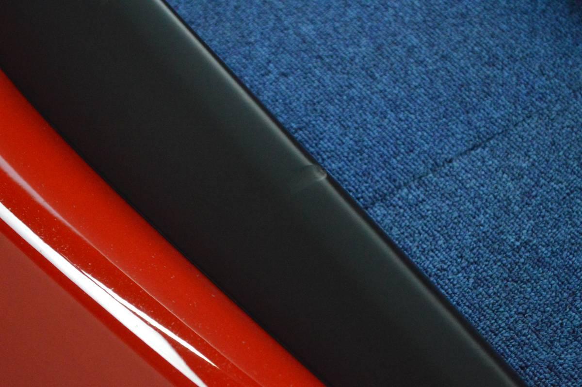【希少良好】フェラーリ 488 GTB 純正 サイドスカート サイドステップ 左右セット ロッソコルサ ferrari sideskirt 086612000 086612300_画像4