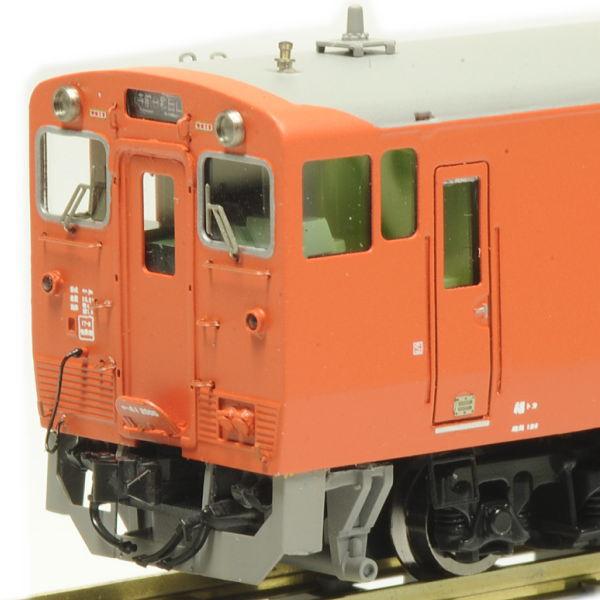 TOMIXキハ47の両運化改造 キハ41 2005 首都圏色 M車 播但線/山陰本線