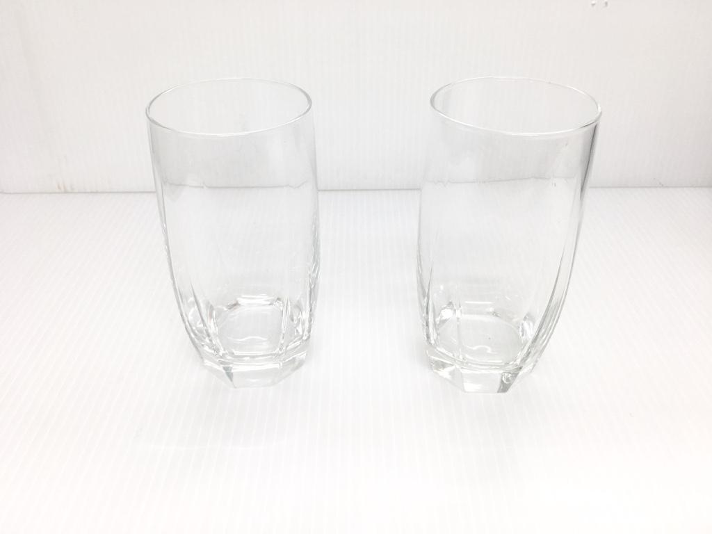美品●JOHNIE WAKER ジョニーウォーカー タンブラー ガラス グラス コップ カップ 管理1802_画像4