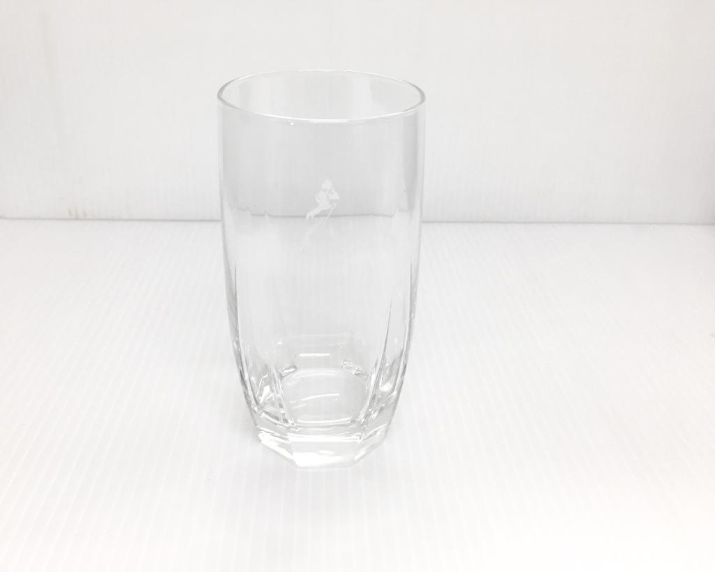 美品●JOHNIE WAKER ジョニーウォーカー タンブラー ガラス グラス コップ カップ 管理1802_画像3
