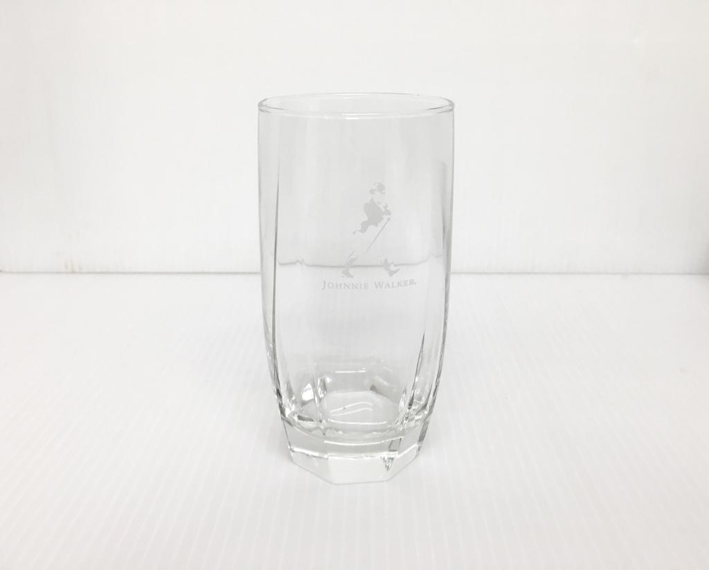 美品●JOHNIE WAKER ジョニーウォーカー タンブラー ガラス グラス コップ カップ 管理1802_画像2