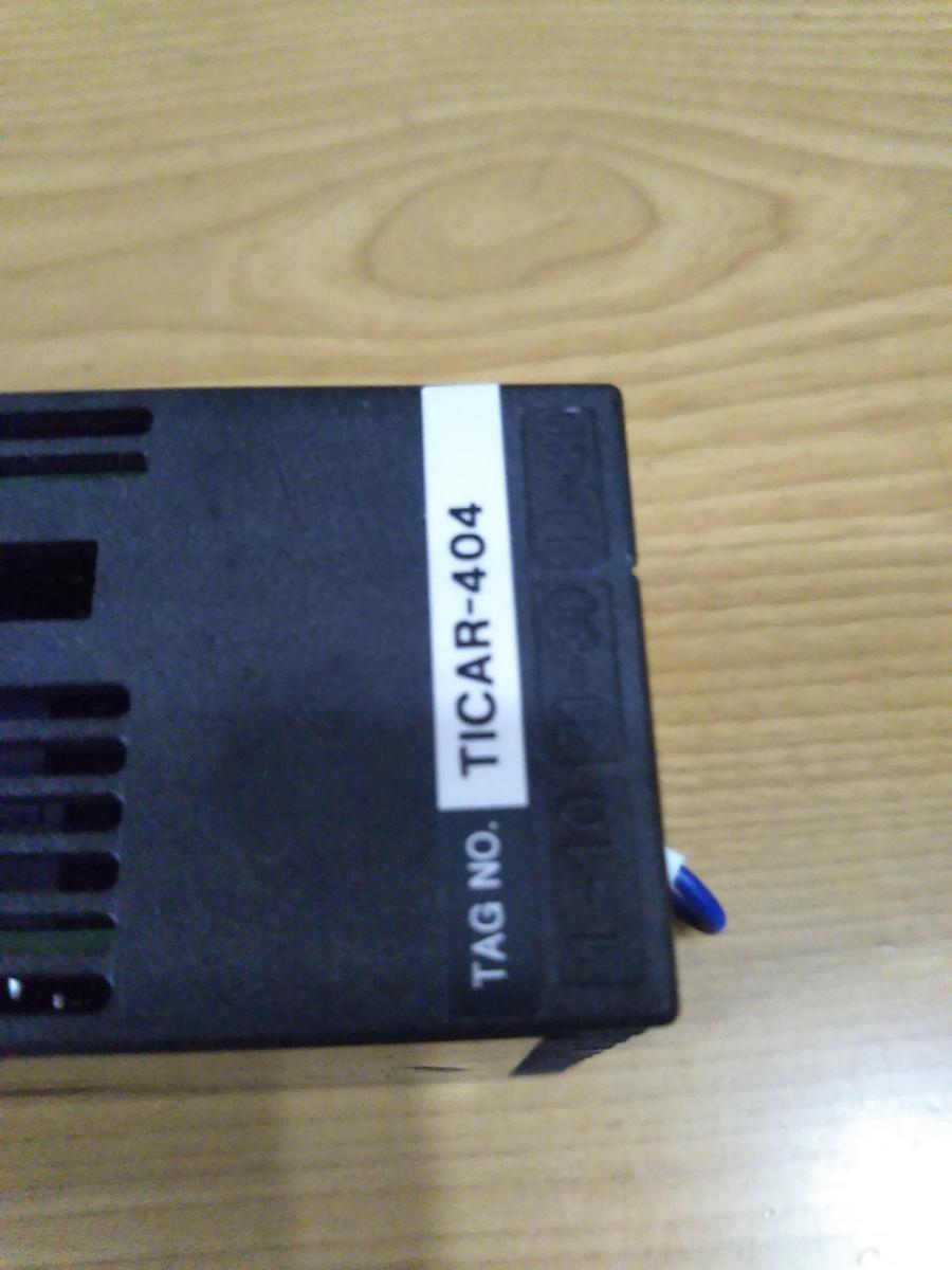 横河電機 デジタル指示調節計 UT420_画像5