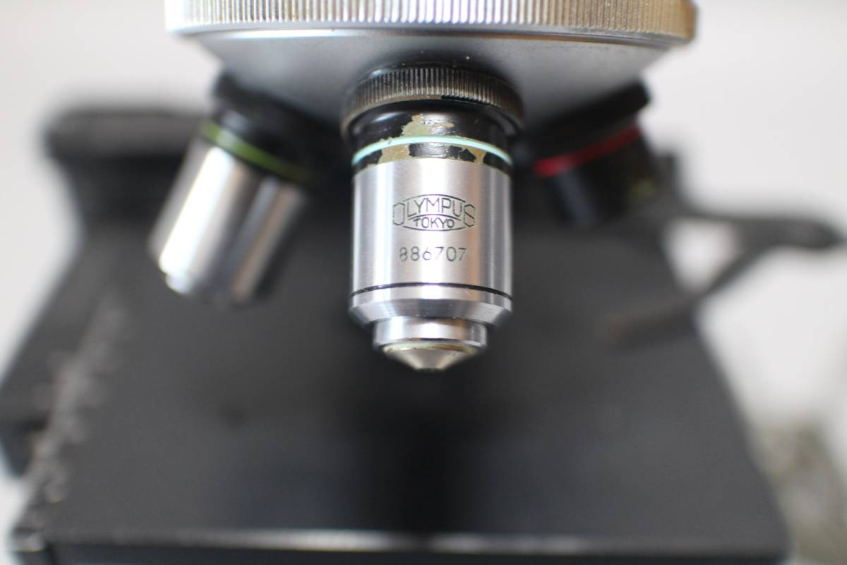OLYMPUS オリンパス 双眼生物顕微鏡 光学 顕微鏡 CH型 CHBS_画像8