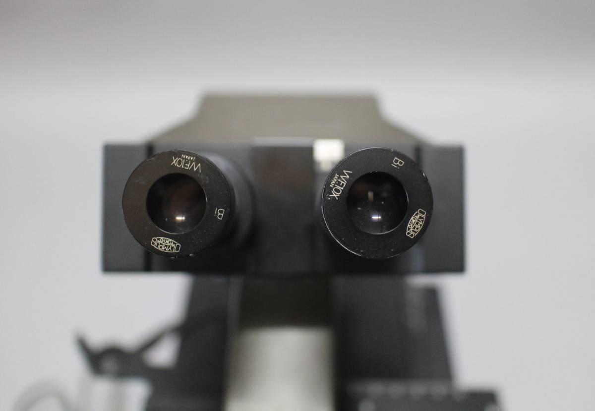 OLYMPUS オリンパス 双眼生物顕微鏡 光学 顕微鏡 CH型 CHBS_画像7