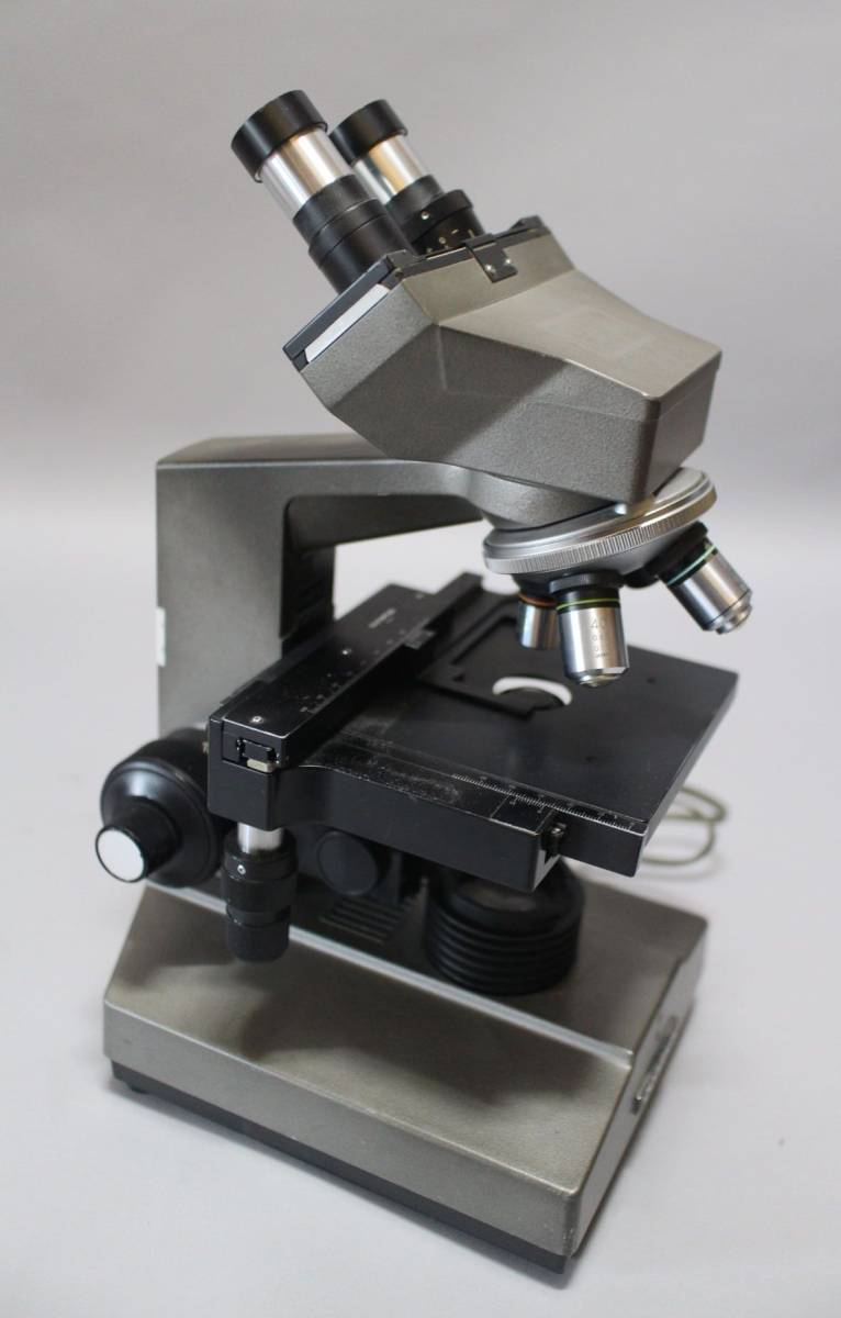 OLYMPUS オリンパス 双眼生物顕微鏡 光学 顕微鏡 CH型 CHBS_画像3