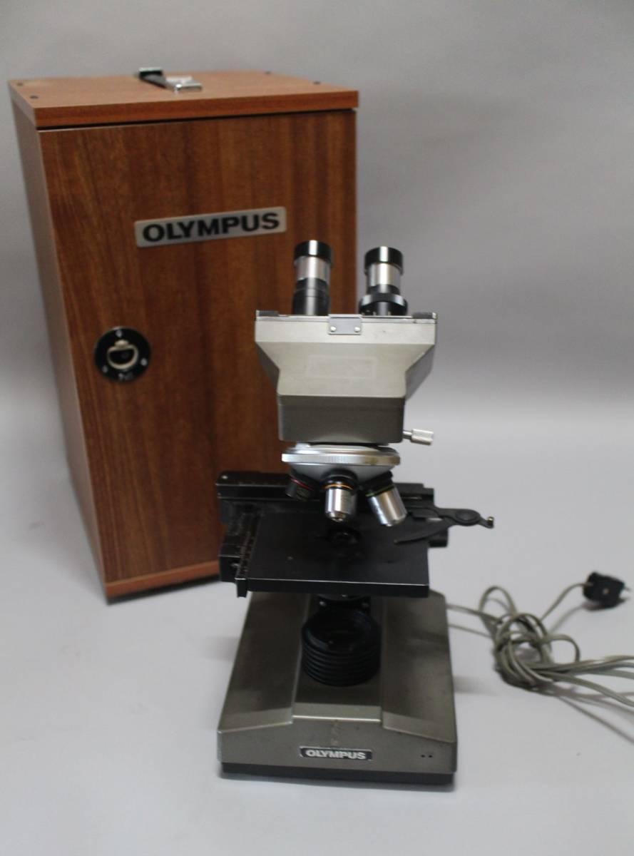 OLYMPUS オリンパス 双眼生物顕微鏡 光学 顕微鏡 CH型 CHBS