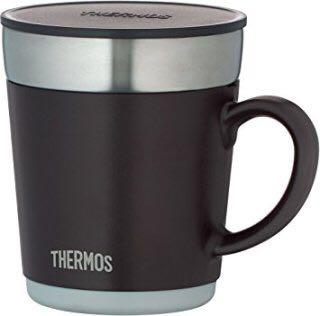サーモス 保温マグカップ 350ml エスプレッソJDC-351 LP(THERMOS)保温 保冷_画像1