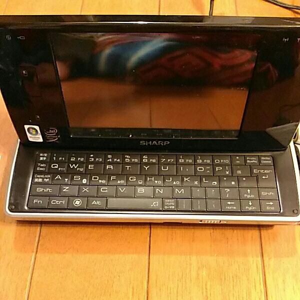 シャープ ws016sh sony clie ジャンク ソニー PDA_画像2
