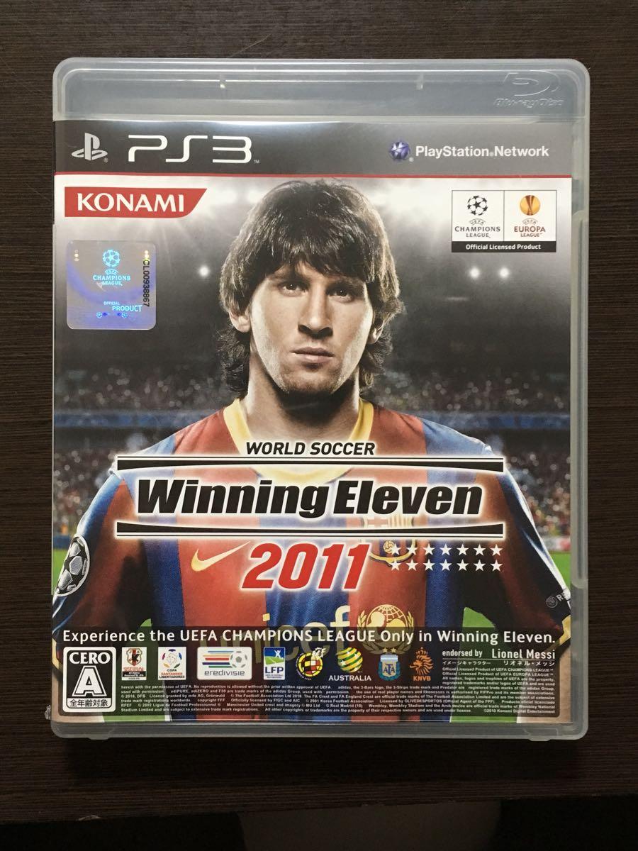PS3 World Soccer Winning Eleven 2011/ Konami digital enta