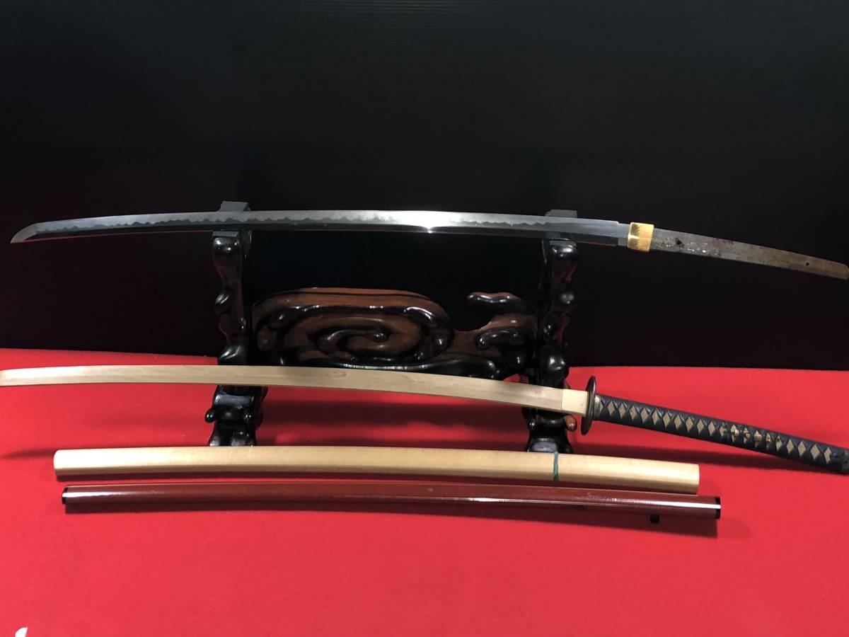 特別保存 奉納刀 俗名入り 備前長船刀剣博物館に展示してました書類一式有り 家宝になり
