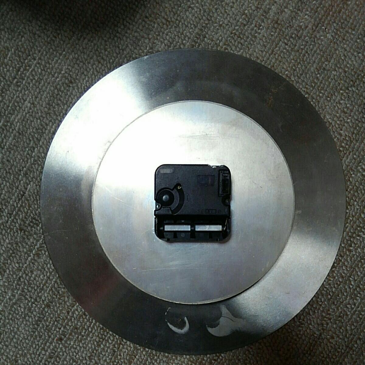 HONDA ホンダ ブレーキ ローター ディスク ブレーキ 時計 重いです ジャンク_画像4