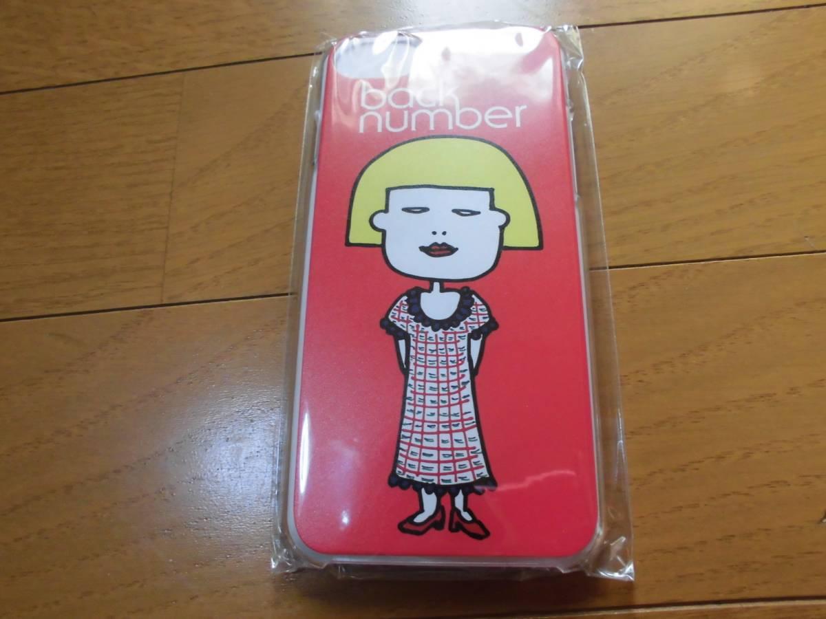 ★バックナンバー★ツアー限定★ヒロインちゃんiPhoneケース★定価2160円★