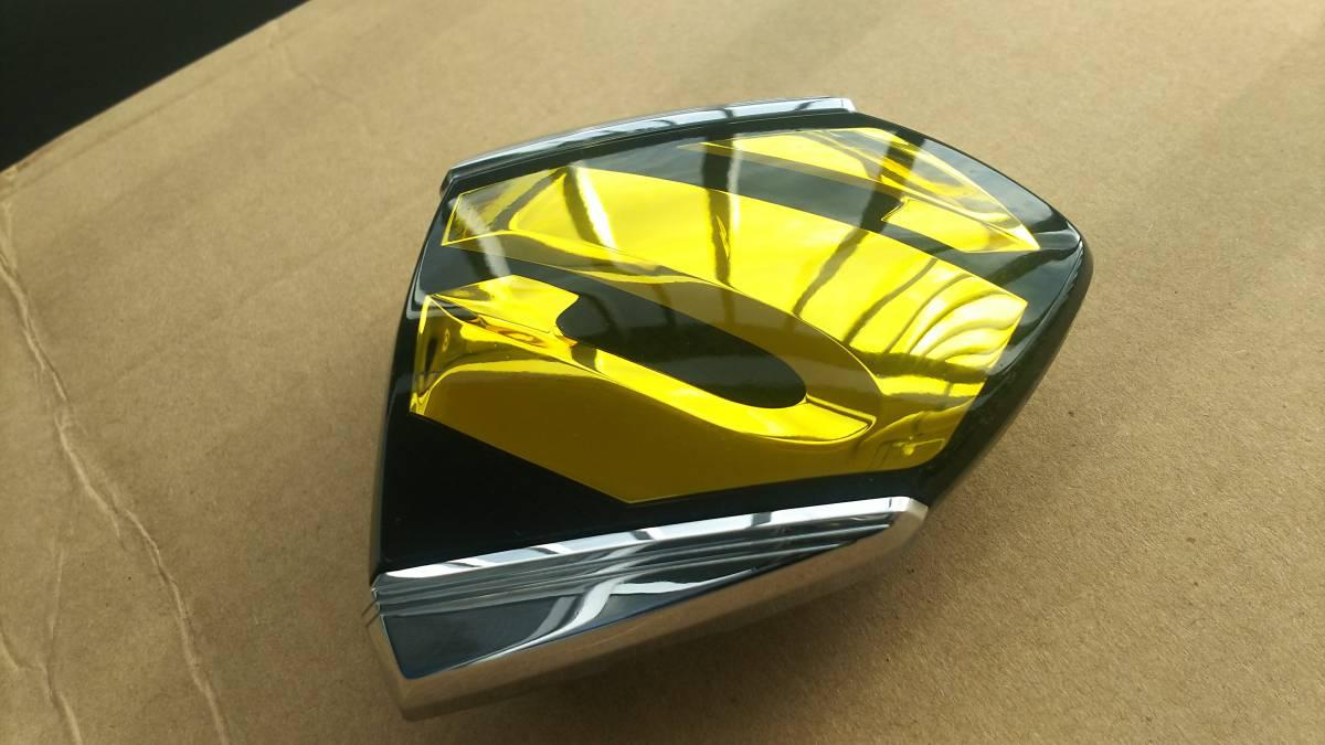 トヨタ アルファード G 10系 15系 純正 フロント バンパー グリル ラジエター AS MS ゴールド 塗装 エンブレム 前期 MZ MX AX 2WD4WD再出品