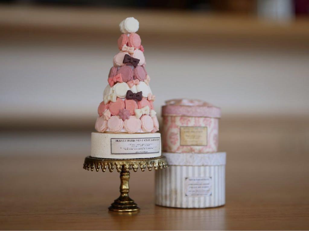 noecoro's【ミニチュア】【ドールハウス】 sweet room in fairy tale._画像10