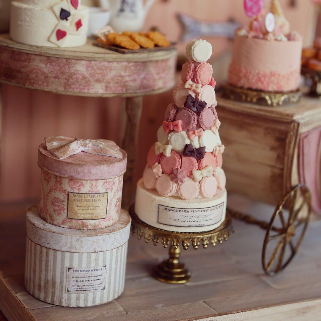 noecoro's【ミニチュア】【ドールハウス】 sweet room in fairy tale._画像2