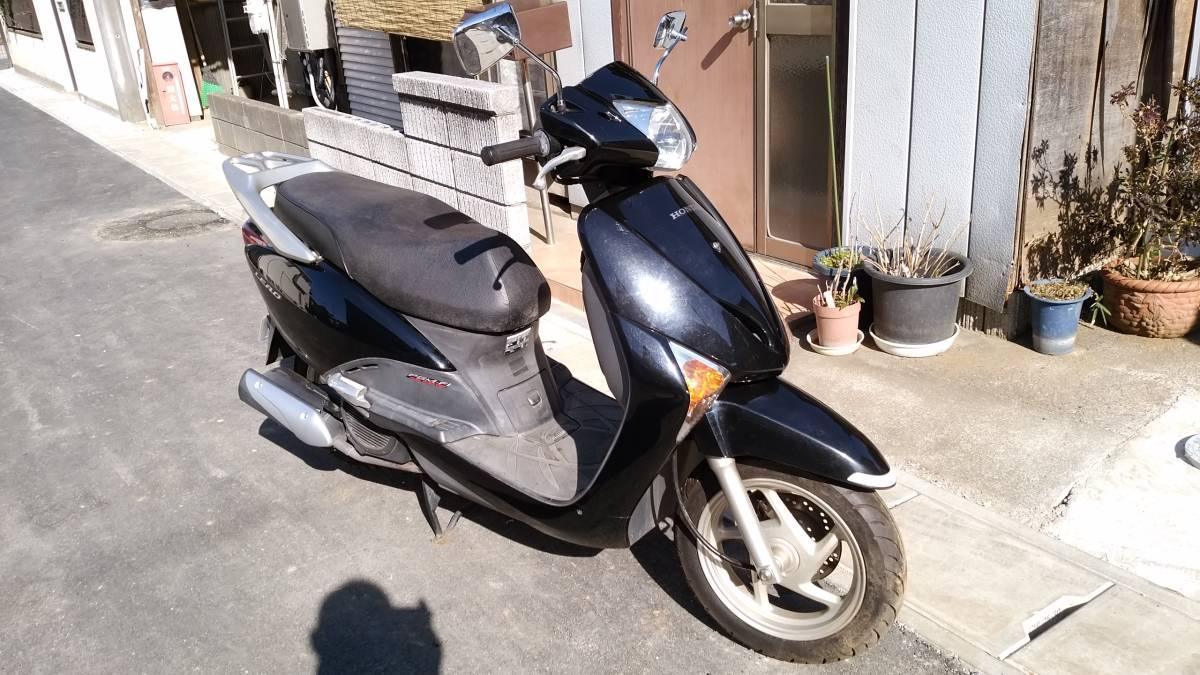 ☆ホンダリード110 (JF19) ライト・ウインカー・テールLEDに変更 バッテリー新品 タイヤほぼ新品 他おまけ!流山市☆