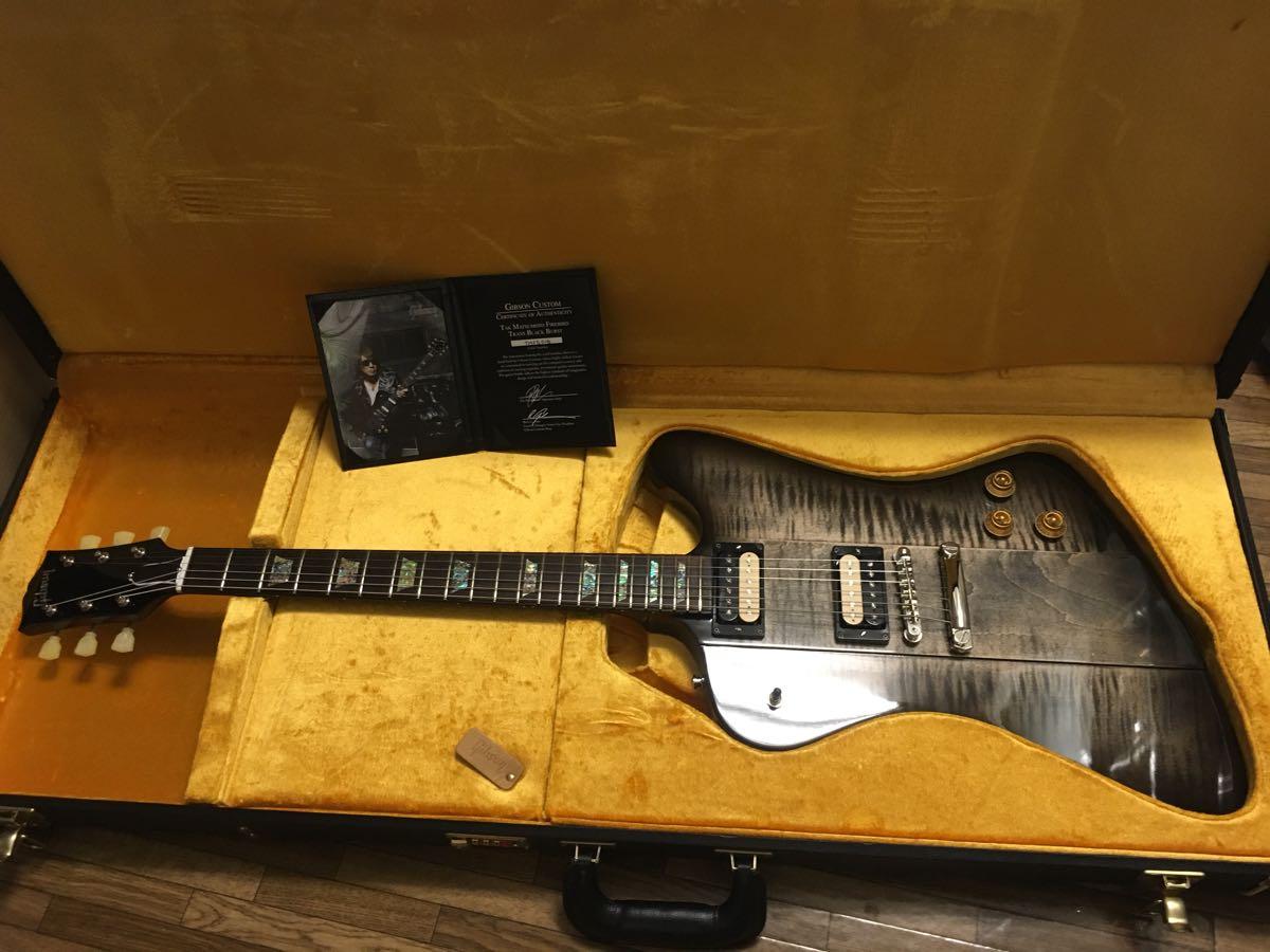 Gibson Custom Shop Tak Matsumoto Firebird B'z