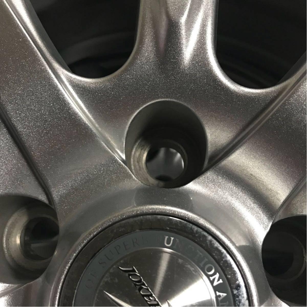 ブリジストン ブリザック REVO GZ 215/65R16 スタッドレスタイヤ ホイール 4本セット アルファード ヴェルファイア トヨタ純正ナット 対応_画像3