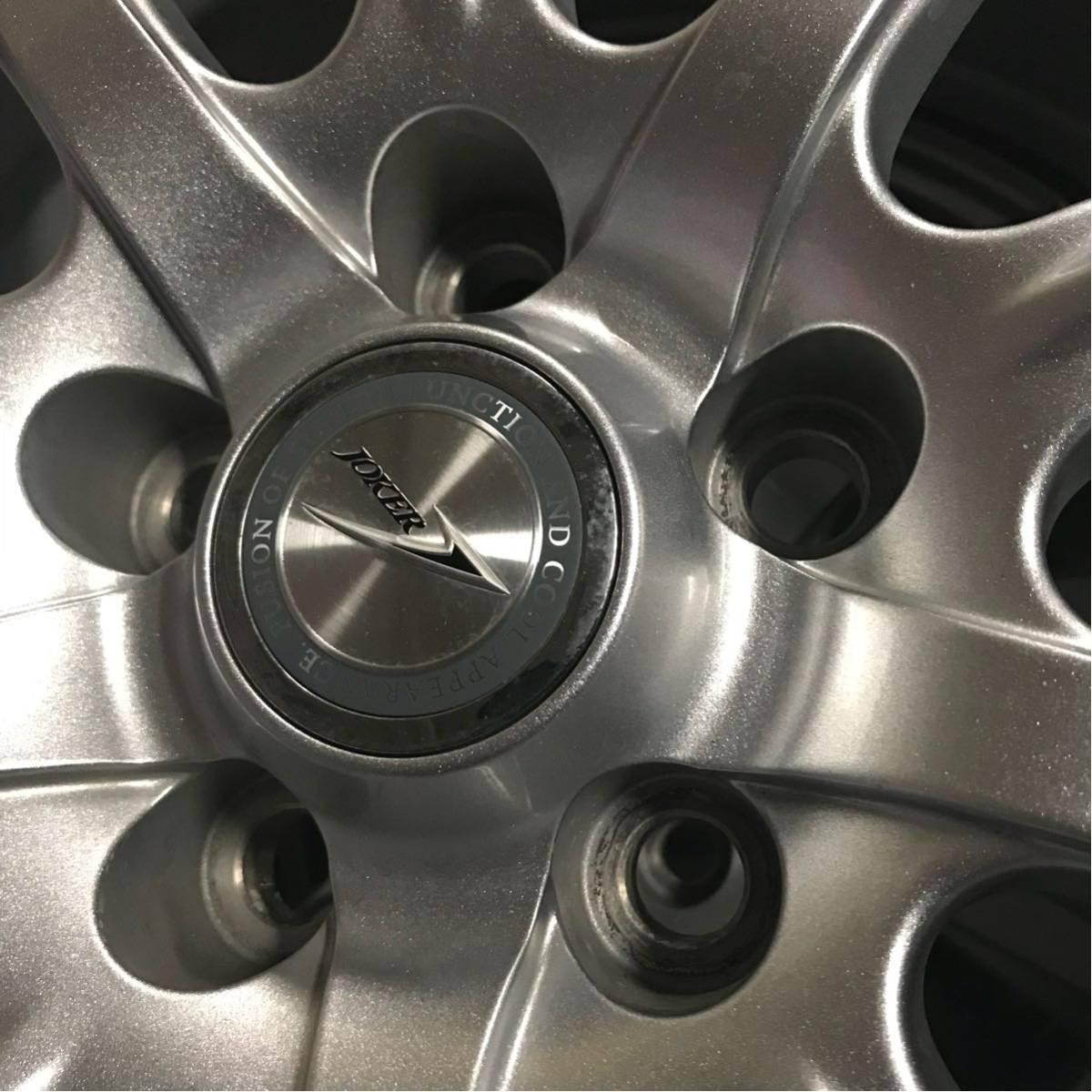 ブリジストン ブリザック REVO GZ 215/65R16 スタッドレスタイヤ ホイール 4本セット アルファード ヴェルファイア トヨタ純正ナット 対応_画像4