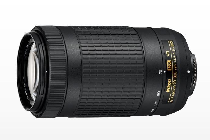 ★ 【1円~!】新品・未使用!保証書付!★ Nikon ニコン AF-P DX NIKKOR 70-300mm f/4.5-6 ED VR