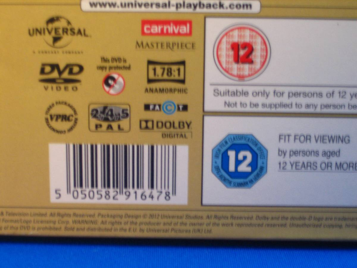 uk輸入盤dvd downton abbey シリーズ1-3 リージョン2 pal盤 外箱のみ状態可(ディスクは綺麗です)_画像4