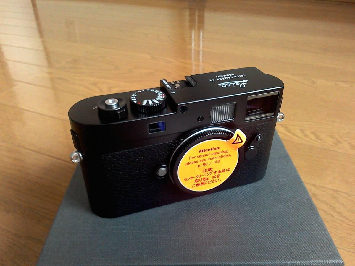 ライカ leica m9-p black ブラック 美品