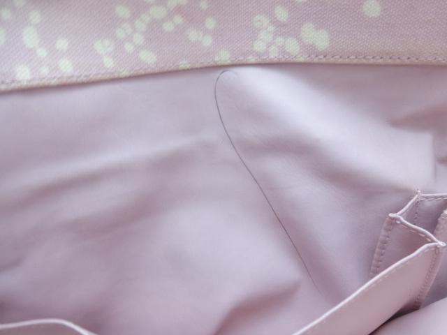 【人気】シャネル / CHANEL レディース トートバッグ  キャンバス×コーデュロイ ピンク ブラック_画像5